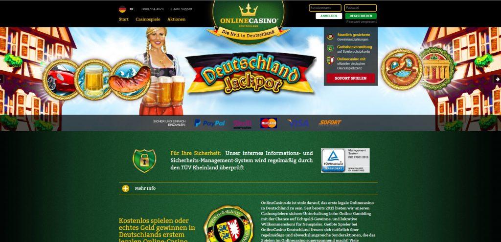 online casino deutschland 7